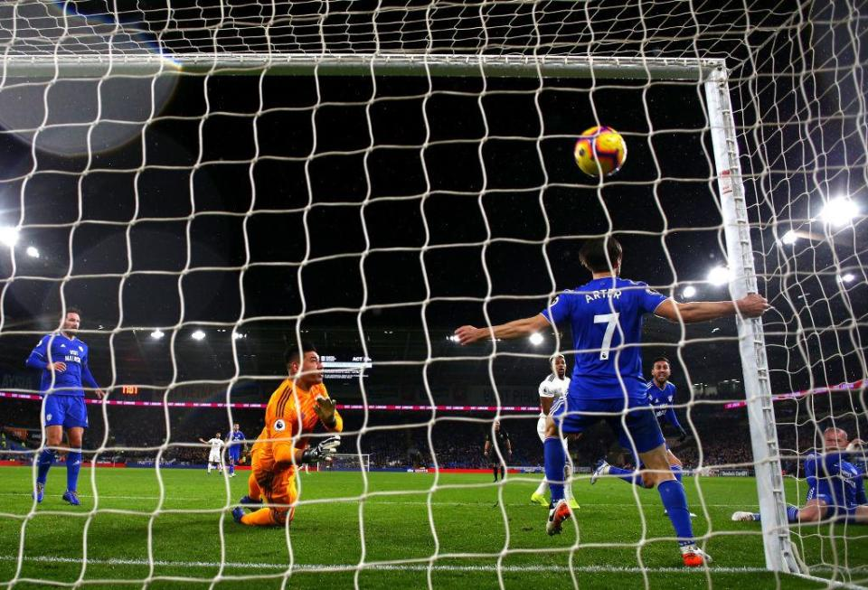 Doherty gave Wolves an 18th-minute lead  Junior Hoilett scorcher sees Bluebirds complete hard-fought turnaround win GettyImages 1066876648