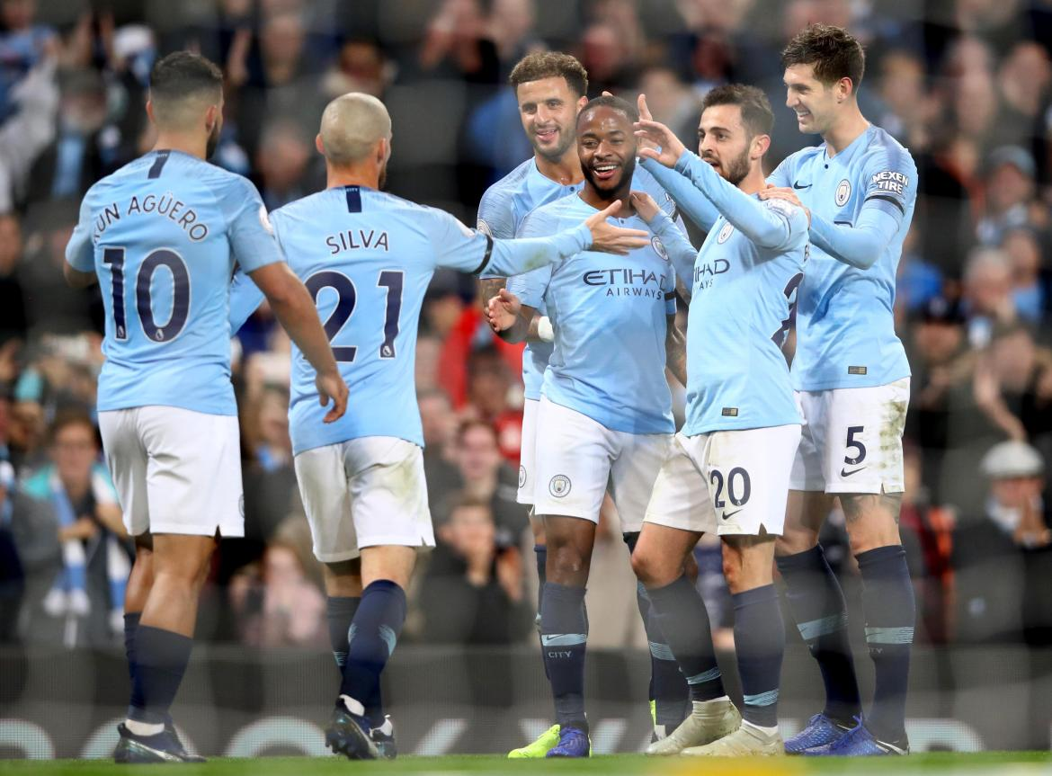 Man City are flying and beat Southampton 6-1 on Sunday