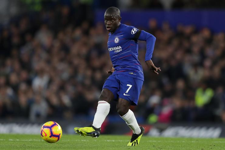 Kante is not built for this role