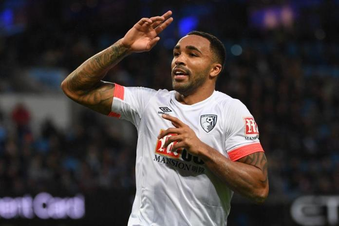 Wilson has scored nine goals for Bournemouth this season
