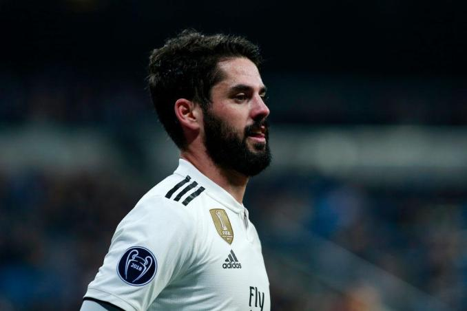 Could Isco be on his way to the Premier League?
