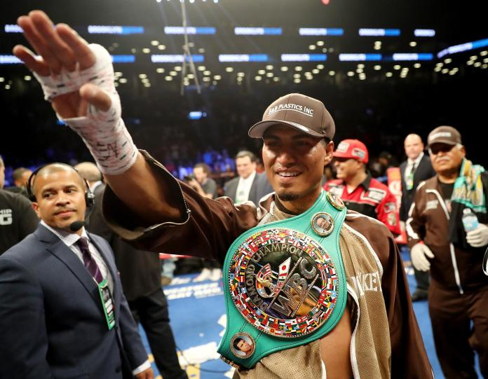 America's Mikey Garcia is an imperious, three-weight world champion who most recently unified titles in the lightweight division. In search of a new challenge, the 31-year-old is now set to jump up again and attempt to become a four-weight king by fighting Errol Spence in March. If he overcome the odds to win, Garcia will be catapulted into the top five of this list.