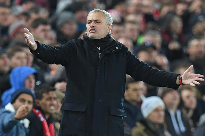 Mourinho has been widely criticized for having forced Manchester United to play negative football