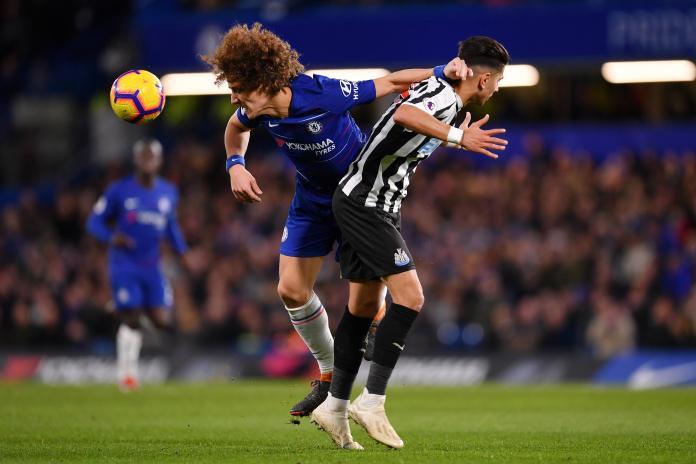 Luiz's assist for Pedro's lob was marvellous.