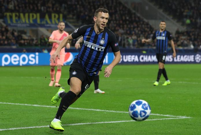 Ivan Perisic delivered a transfer request to Inter