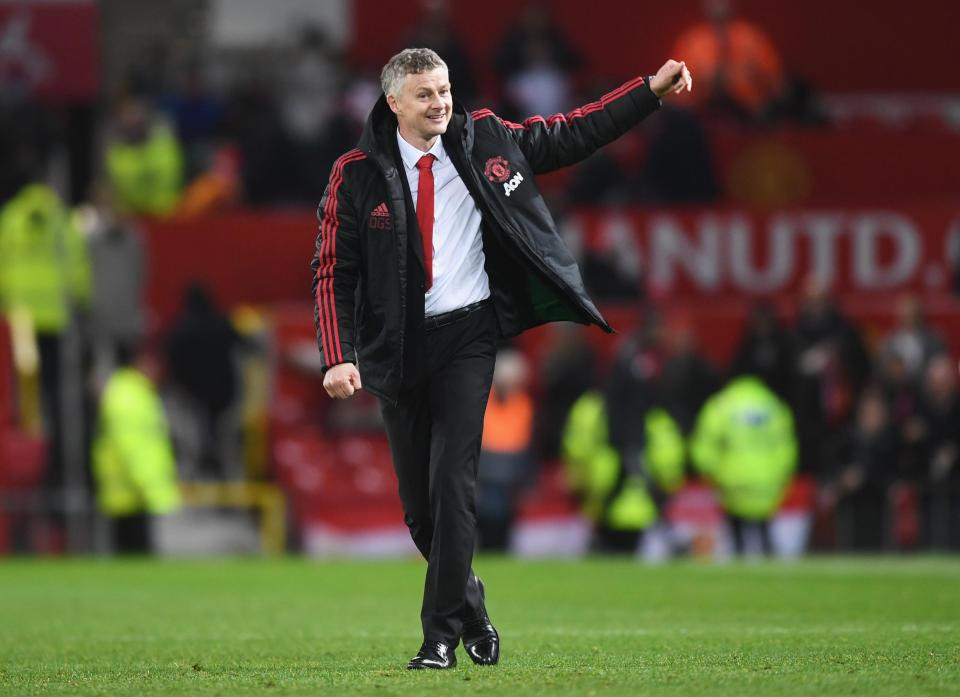 Ole Gunnar Solskjaer's Man United take on Tottenham today  Doubts over key stars for Wembley clash GettyImages 1075937354
