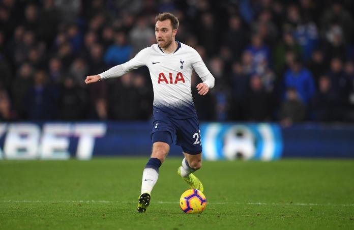 Real Madrid are ramping up their interest in Eriksen