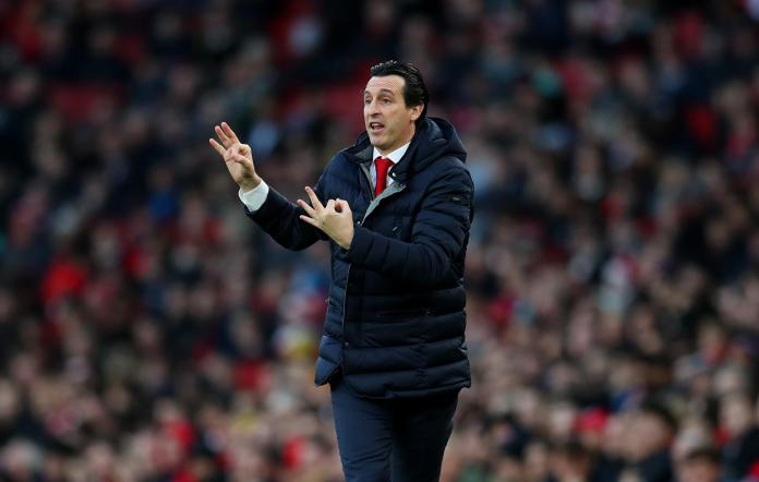 Arsenal boss Unai Emery is eager to win the FA Cup