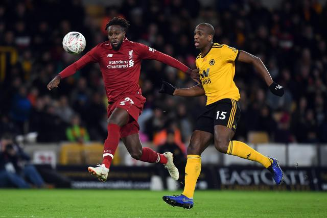 He may have netted for the Reds against Wolverhampton Wanderers in the FA Cup but he's still very much only a fringe player at Anfield. Several clubs, including Wolves are considering January offers but the main problem currently appears to be Liverpool's willingness to sell. Already bemoaning injury issues, it seem manager Jurgen Klopp could keep the Belgian in case of emergencies on Merseyside.