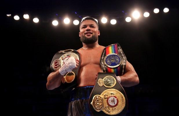 Joe Joyce's victory earns him a shot at WBA regular world title holder Manuel Charr