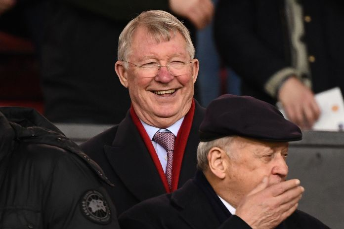 Manchester United legend Sir Alex Ferguson made a classy gesture at the NHS