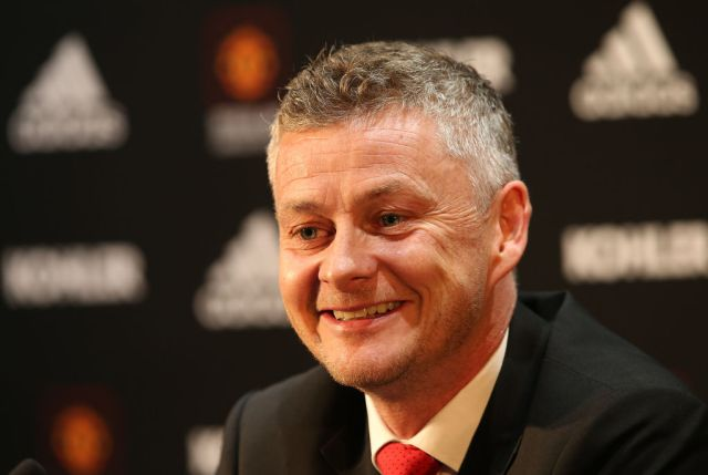 Ole Gunnar Solskjaer guided United to victory in 14 of 19 matches during his time as caretaker manager