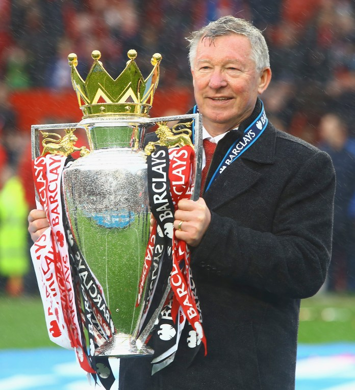 Ferguson was the biggest driving force behind dethroning Liverpool as the largest English club