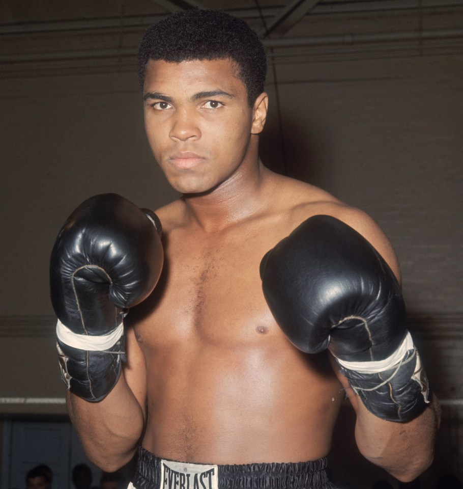 Muhammad Ali was known as the 'greatest of all time'
