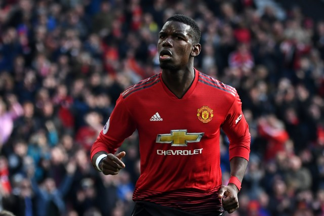 Pogba has reportedly asked to leave Man United