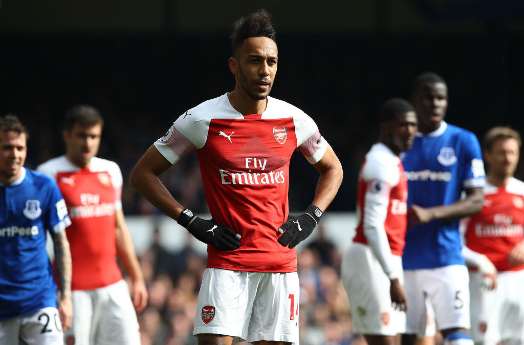 Arsenal missed the chance to tighten their grip on their place in the top four