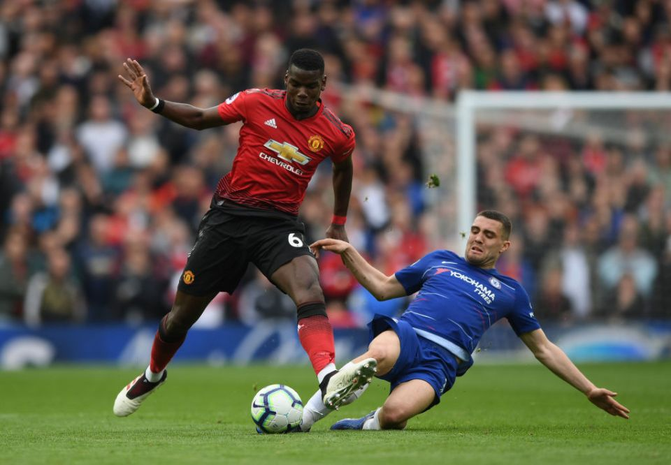 United and Chelsea shared the spoils