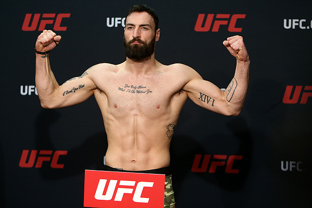 Paul Craig, UFC'de Birleşik Krallık doğumlu az sayıdaki dövüşçüden biridir.