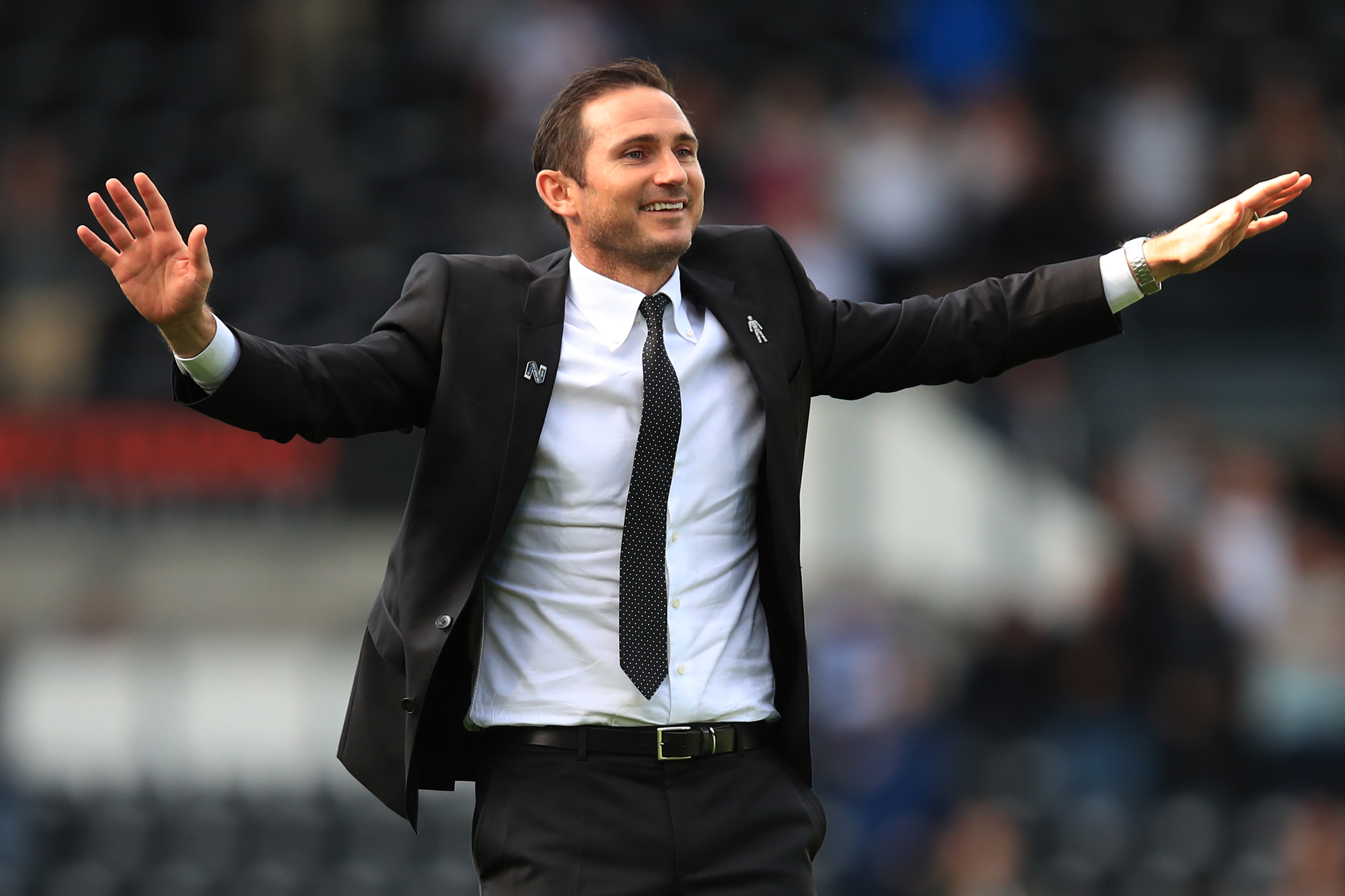 Lampard is expected to seal an emotional return to Chelsea as manager this week