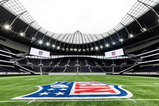 Tottenham Hotspur Stadium looks incredible in NFL mode ...