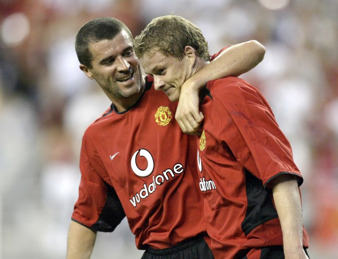 Manchester United boss Ole Gunnar Solskjaer has revealed he has turned to Roy Keane for advice on his squad