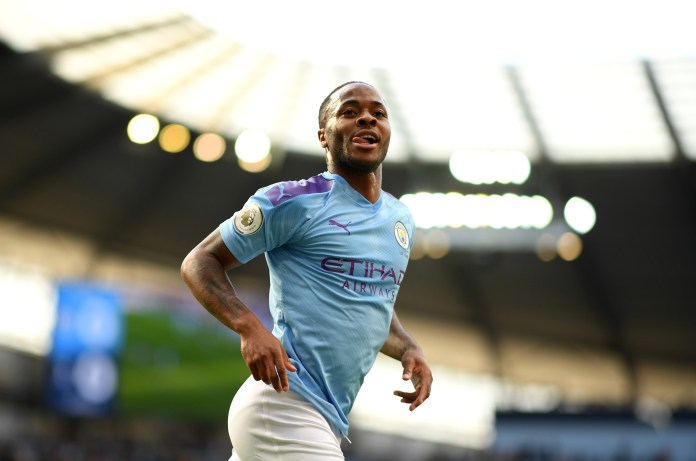Sterling is one of the most formidable players in the Premier League