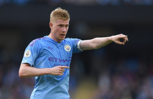 Kevin De Bruyne: Man City star on course to smash Arsenal ...