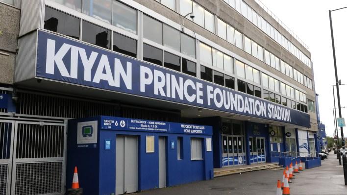 QPR'nin alanı 2019'da Kiyan Prince Vakfı olarak değiştirildi