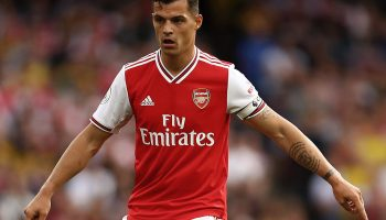 Granit Xhaka could soon be on his way out of Arsenal
