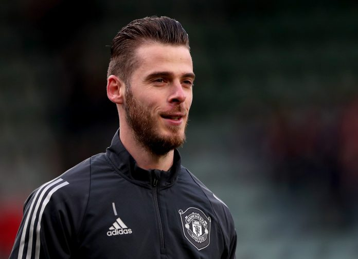 David de Gea has been a standout player for Man United over the past decade
