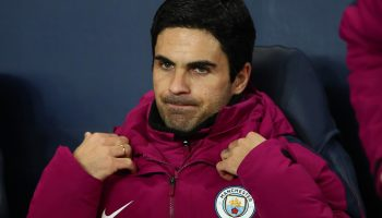 Arteta is set to return to the club where he spent five successful years as a player