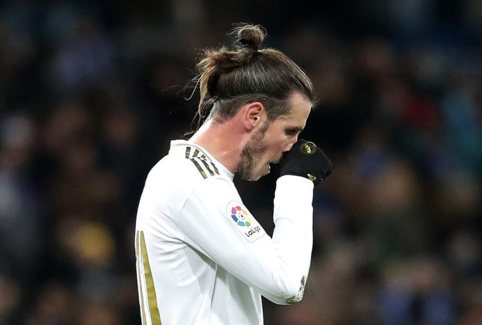 Bale's time at Real Madrid looks to be coming to an end