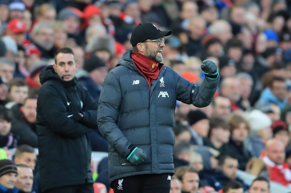 Latest Sports News: Jurgen Klopp's men are 11 points clear at the top of the Premier League