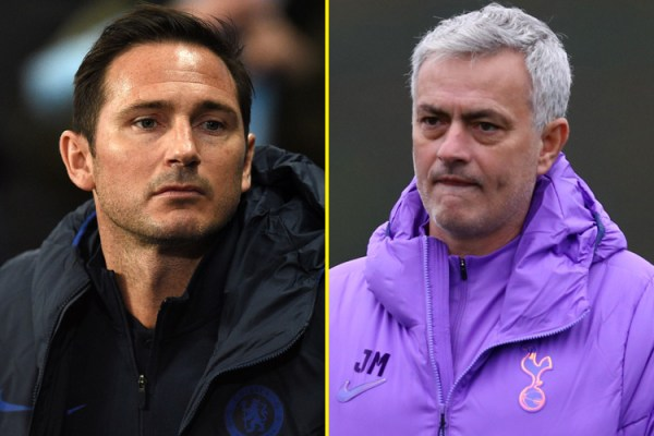 Chelsea vs Tottenham LIVE commentary: Exclusive talkSPORT coverage as Lampard and Mourinho face off