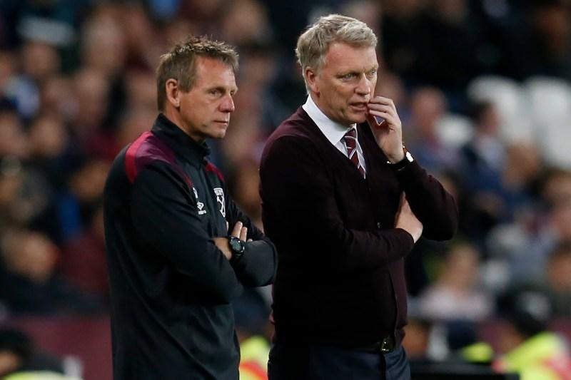 Pearce has helped Moyes transform West Ham