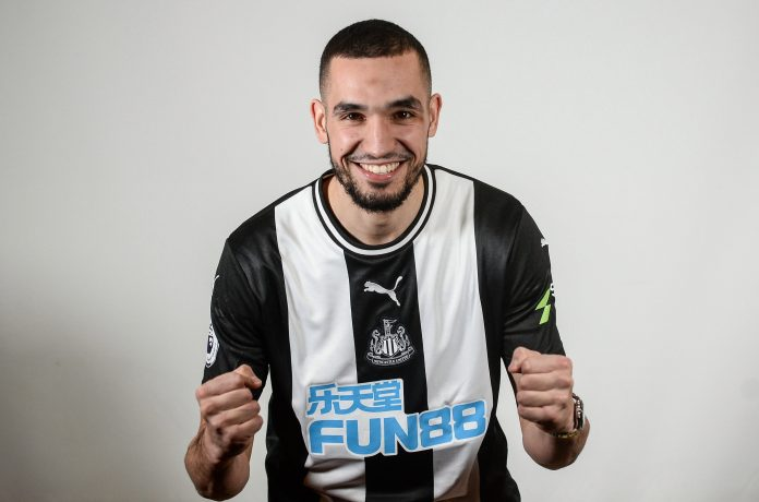 Nabil Bentaleb has returned to the Premier League with Newcastle