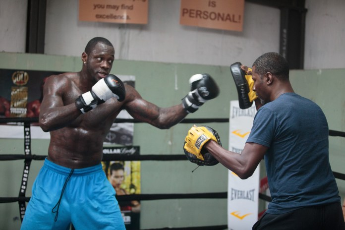 Breland has worked with Wilder for a number of years but looks set to be axed from his team for future fights