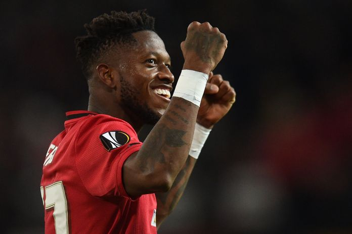 Fred has been one of United's best players this season
