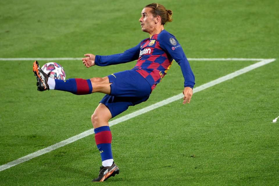 Barcelona pursued Griezmann for years but may be willing to part with him this summer