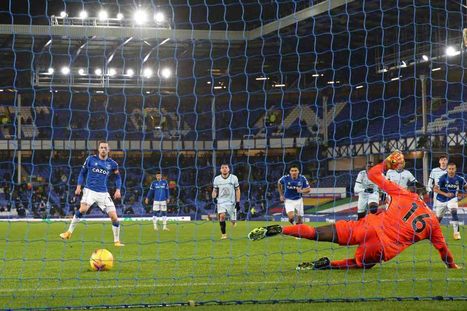 Gylfi Sigurdsson sacked Everton to a 1-0 win over Chelsea in December