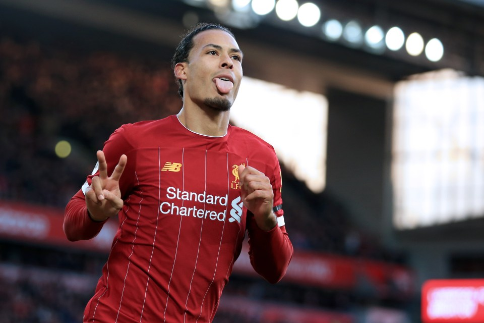 Van Dijk transformed Liverpool's defense after his £ 75million move from Southampton in 2018