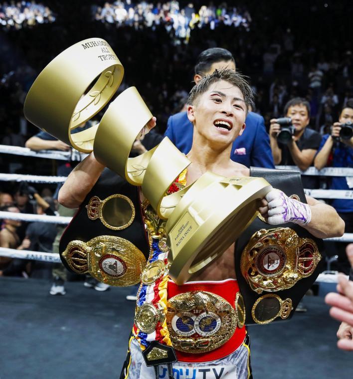 Inoue günü kazandı, ancak Donire zaferini paylaştı