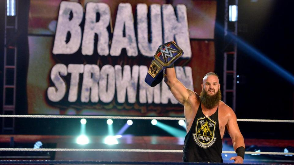 Braun Strowman won the universal title in the absence of Roman Reigns and that also means more money