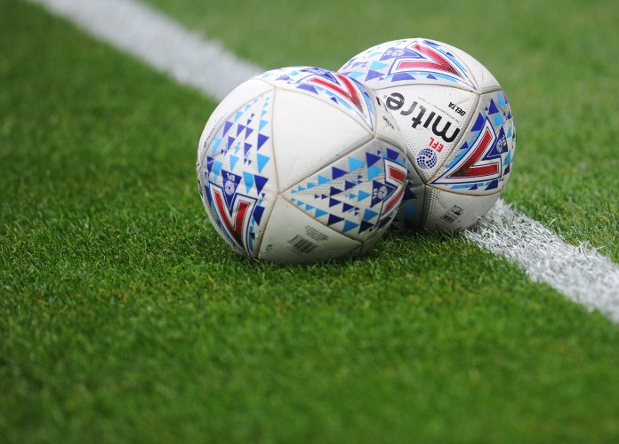 The EFL still holds some hope that some football can be played later this year