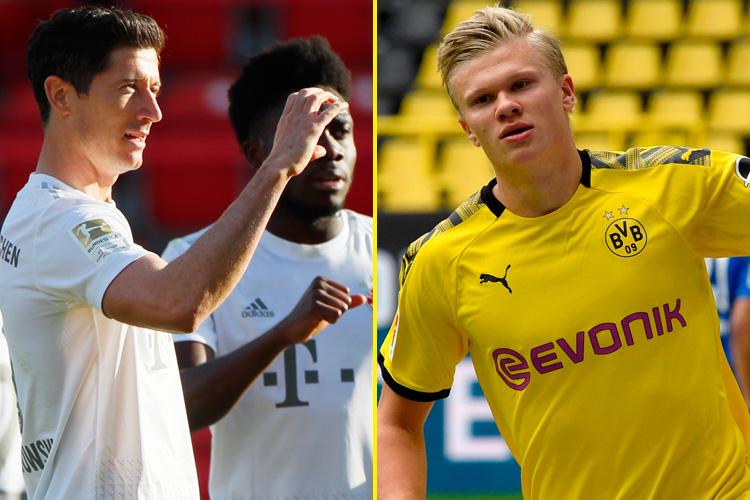 Bundesliga returns: Bayern Munich beat Union Berlin, Erling Haaland scores again as Borussia Dortmund thrash thumbnail
