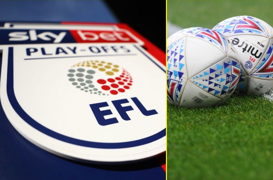 EFL to use points per game to determine final tables promoting Leeds and West Brom, Stevenage facing drop as thumbnail