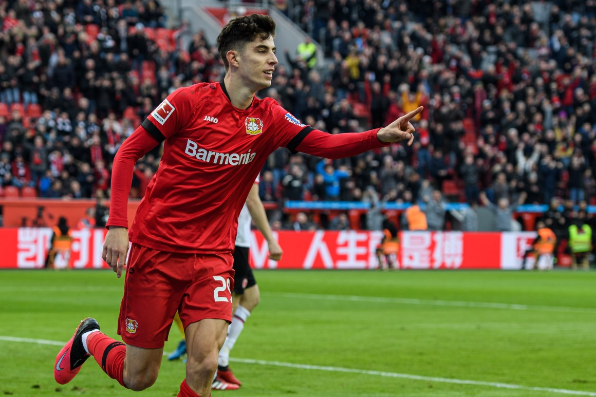 Chelsea have to wait to sign Kai Havertz but structured deal with ...