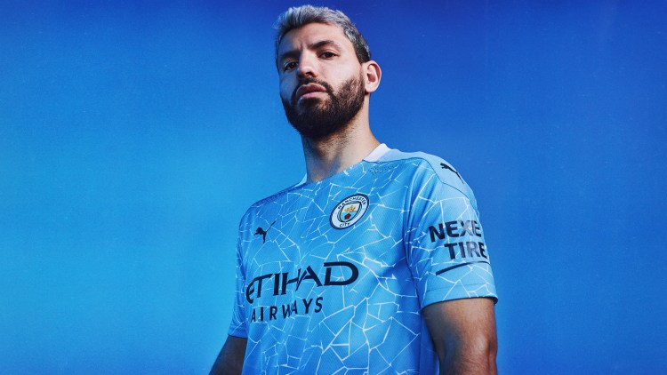 Man City new kit: Premier League club reveal unique mosaic ...