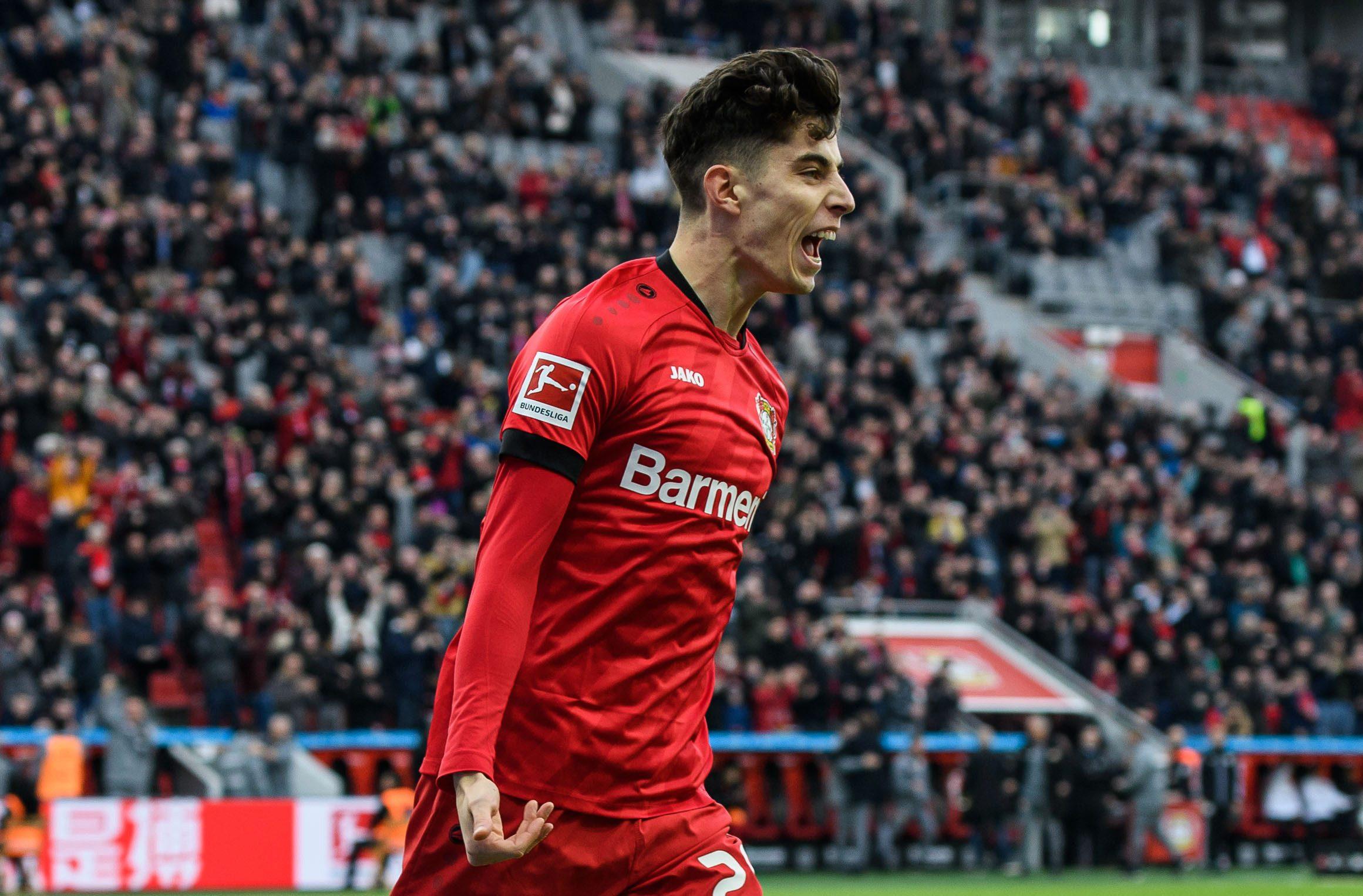 Kai Havertz news: Bayer Leverkusen star 'very keen' to join Chelsea and talks are 'proceeding positively' over thumbnail