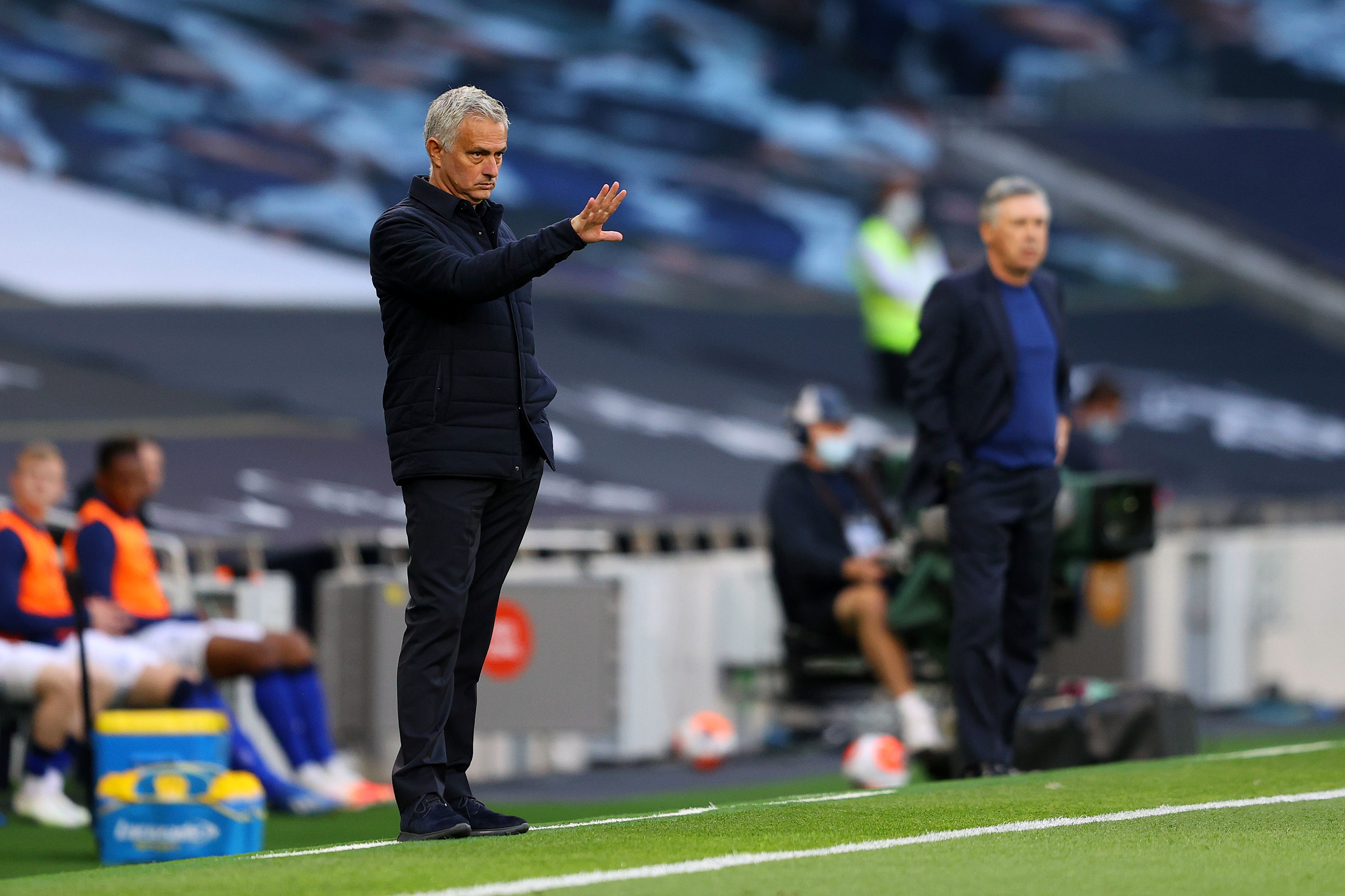 Jose Mourinho second to only Sir Alex Ferguson as he records 200th Premier League win with Tottenham's defeat thumbnail
